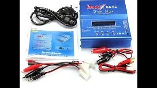 imax b6ac заряд разряд балансировка блок питания 80w lipro digital balance charger discharger