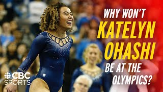 Why won't Katelyn Ohashi be at the Olympics? | CBC Sports