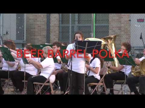 Ste. Genevieve (Mo) Municipal Band 6/8/17