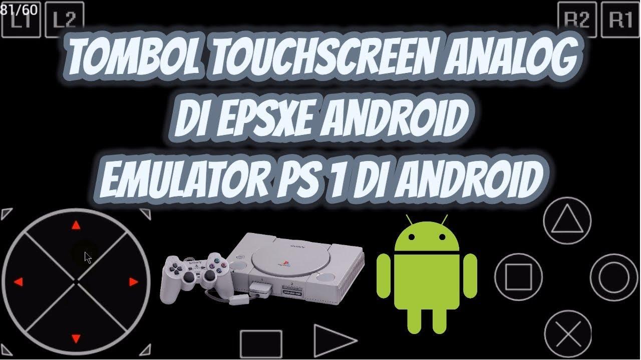 emulator ps1 terbaik buat android