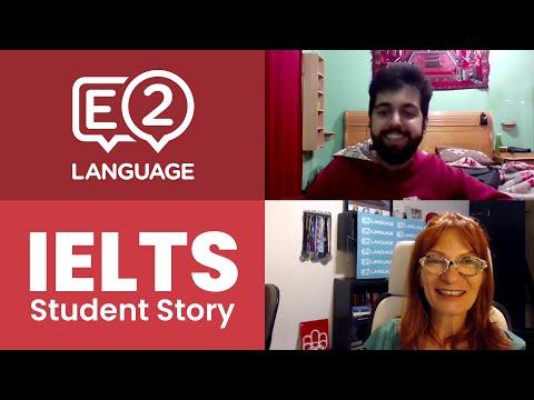 E2Language Band 7.5 IELTS Student Story - Ihtisham