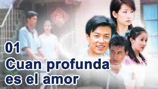 Cuan profunda es el amor 01 Telenovela china Sub Español 爱有多深