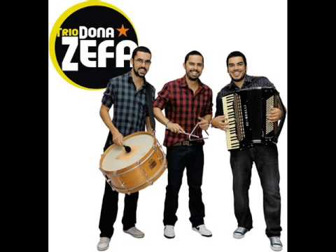 musicas do trio dona zefa