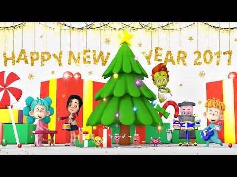 Happy New Year 2017 l สวัสดีปีใหม่ 2560 l เพลง พรปีใหม่ (เพลงพระราชนิพนธ์ ในหลวง รัชกาลที่9)