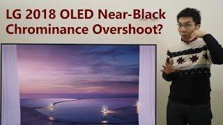 """LG 2018 OLED TV (B8, C8, E8) Near-Black """"Flashing"""" Problem Analysed"""