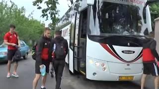 Гелиос   Горняк Спорт. За час до матча. 12.05.2018