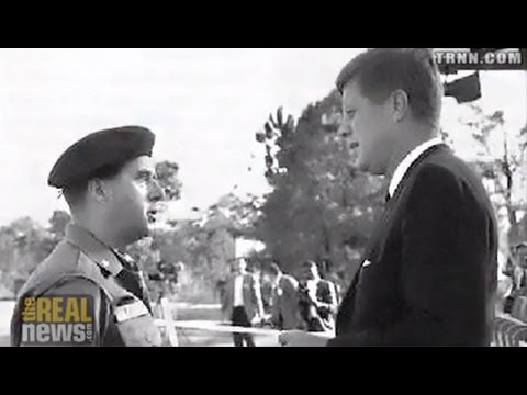 Kennedy Was A Cold War Warrior To The Core - Glen Ford On Reality Asserts Itself (2/2)