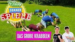 DISNEY CHANNEL SOMMERSPIELE 2018 - Das große Krabbeln | Disney Channel