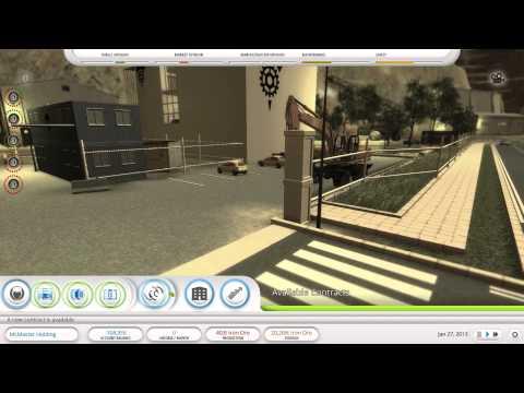 Mining Industry Simulator PC Gameplay Walkthrough 1080p HD |