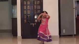 Dolare dolare dance by LKG student Nihara