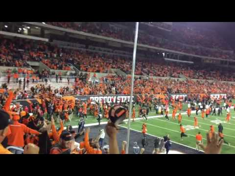Oregon State Beavers top Cal in OT on Darell Garretson's QB keeper