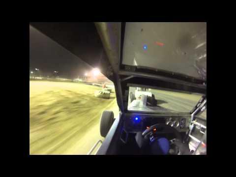 Colorado Dwarf Car Pro Main El Paso County Speedway 8/9/14