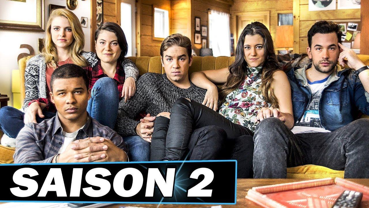 Le Chalet - Saison 2 COMPLETE (Comédie Dramatique, Film Adolescent)