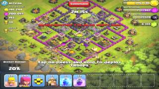 Clash of Clans - How to get Trophies, Best and Cheapest Way | Week of Trophies |