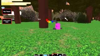 Ataque de Nyan-Roblox