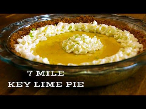 7- Mile Key Lime Pie