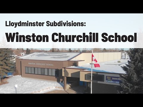 Century 21 Drive - Winston Churchill Elementary School