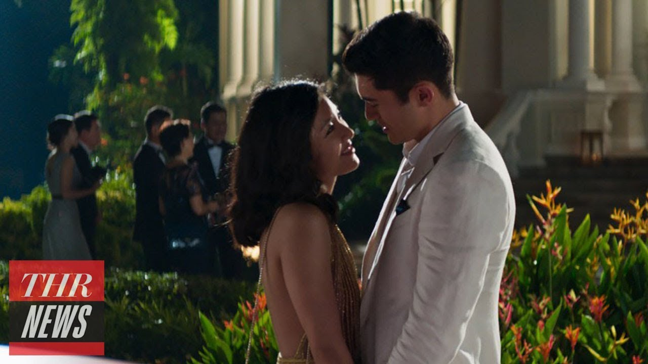 'Crazy Rich Asians' to Open in Chinese Market Next Month | THR News
