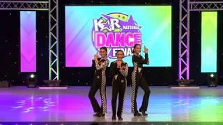 Tap Trio Charlie's Angels KAR Nationals 2018