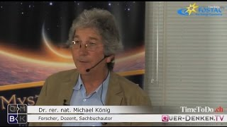 Das Urwort - Gottes geheime Formel, Dr. Michael König - Mysterien-Zyklus 2014