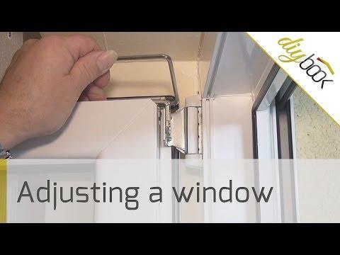 Window Hinge Adjustment Howto Adjust A Casement Window