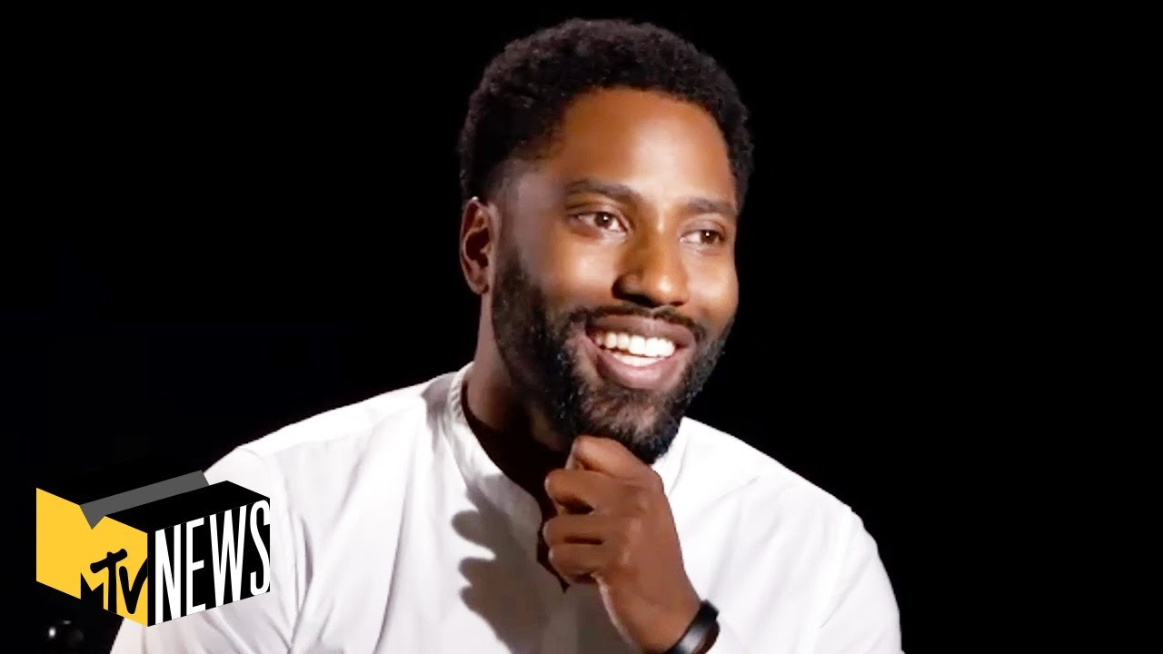 John David Washington on 'Tenet' & Working w/ Zendaya | MTV News