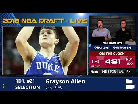 NBA draft profile: Duke G Gray grayson allen