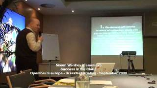 Simon Wardley - Canonical Ltd.