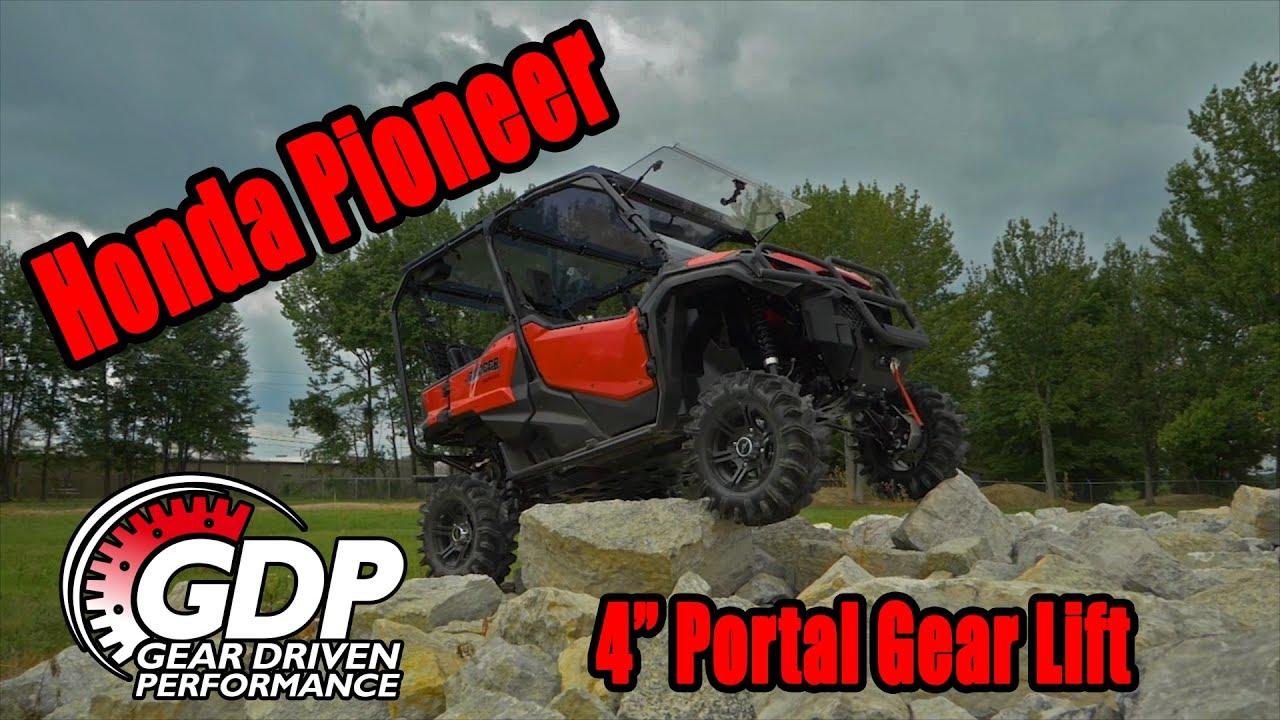 Honda Pioneer GDP Portal Gear Lift - SuperATV