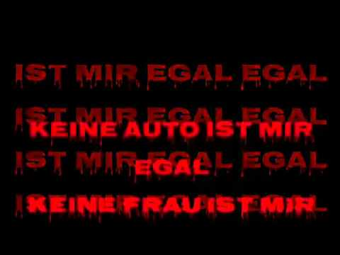 Is Mir Egal Lyrics Youtube