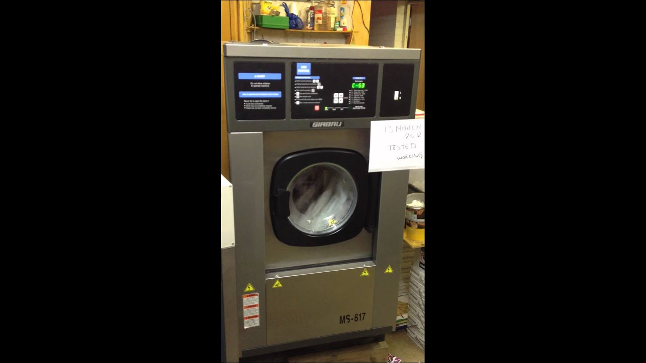 Ipso Washer For Home Usa ~ Girbau ms industrial commercial washing machine