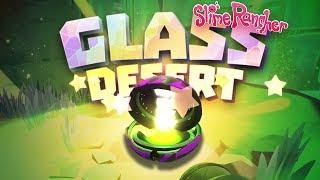 GLASS DESERT TREASURE PODS - Slime Rancher Glass Desert Update - Mosaic Slime Fire Slime
