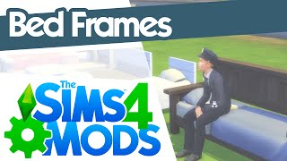 The Sims 4 Mods - Bed Frames