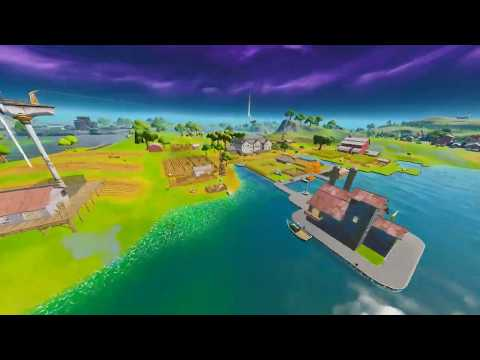 Fortnite Map Water Levels Dropped - Fortnite Update
