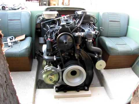 Pertronix Ignition Wiring Diagram Bt Openreach Master Socket 5c Mercruiser 3.7lx 470 Engine Test Run 1 - Youtube