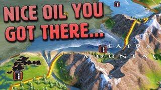 Nice Oil You Got There - Pachacuti [#9] - Civilization VI Gathering Storm