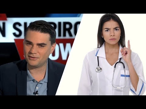 Shapiro Fights With His Wife (Who Is A Doctor)