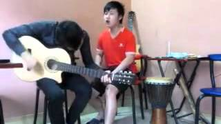 nobody  - Guitar - DanGuitar.Vn