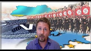 По маршу в Одессе и безвизовому с ЕС + English Subtitles