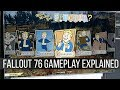 Fallout 76 Will Have 63 Creatures and Up to 32 Players - Making of F76 Recap