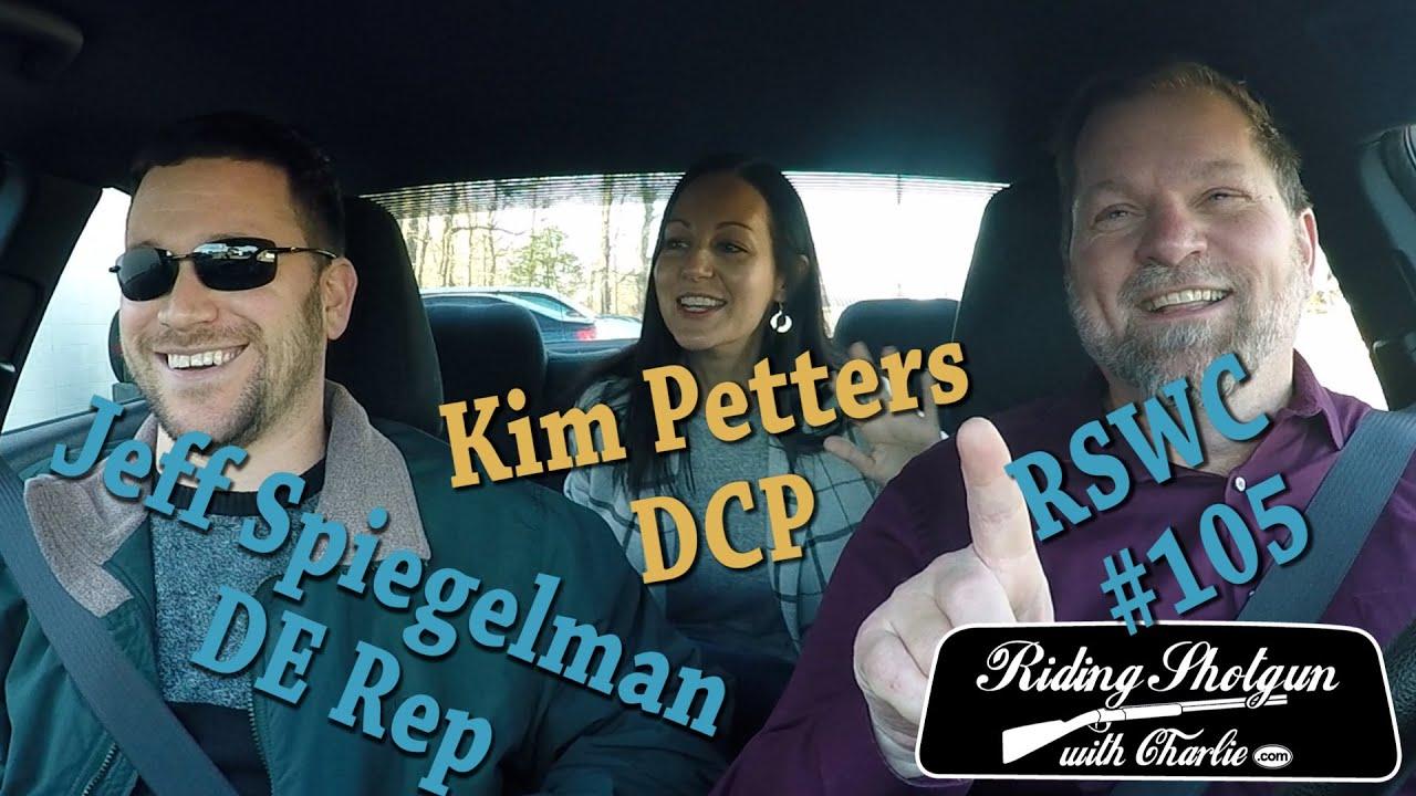 RSWC #107 Jeff Spiegelman & Kim Petters
