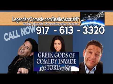 Greek Gods of Comedy Invade Astoria, NY