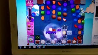 Candy crush level 1639