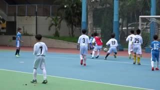 東區‧小學校際足球比賽- 香港嘉諾撒學校 VS 高主教書院小