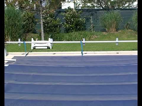 Cubiertas cobertores para piscinas automatizados doovi for Cubre piscinas automatico