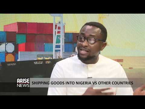 Shipping costs in Nigeria are FIVE times higher than Ghana and South Africa - SBM Intelligence