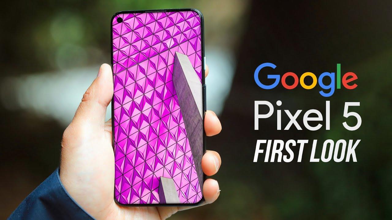Download Google Pixel 5 - FINALLY...