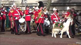 Cardiff's Remembrance Day Parade 2016