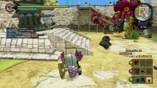HAPPY WARS: GAMEPLAY RARO PERO CUQUI