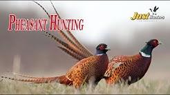 Pheasant Hunting at Bulgaria by Pakistani Hunters, Just Hunters Team